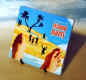 "CD ""Island Party"" by The Bamboo Boat Band"