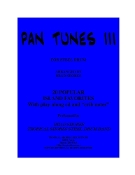 Songbook: Pan Tunes 3